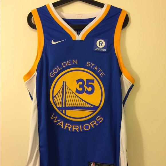 Kevin Durant  35 Golden State Warriors Jersey 512d0bd38